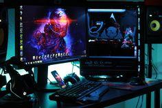 #desk #desksetup #battlestation #deskdecor #deskgoals #deskspace #workstation #webdevelopment #webdeveloper #desktop #homeoffice #deskmason #inspiration #gear #minimalsetup #interface #webdesign #office #programming #interiordesign #design #ux #worldcode #pcmaterrace #pcgaming #gaming #gamer #architecture #gamingsetup