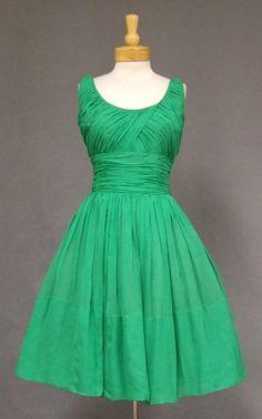 1950's coctail dress
