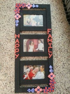 quilling photo frame.. .