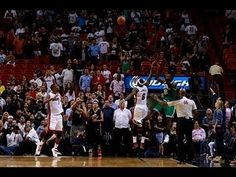 ▶ Jeff Green's CRAZY Game Winner With 0.6 Seconds Beats The Heat - Gerald Wallace throws a perfect inbounds pass to Jeff Green in the corner, and he hits at the buzzer to beat the Heat. Visit nba.com/video for more highlights.