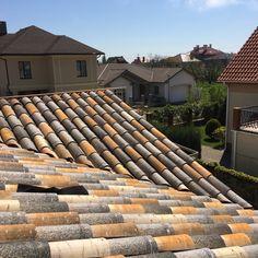 Centenaria Mediterrania Curved Roof Tile by Tejas Borja