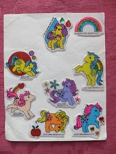 My Little Pony - Puffy stickers