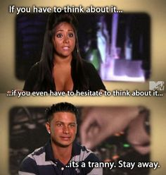 The Best Moments From Last Night's Jersey Shore [Episode 6]