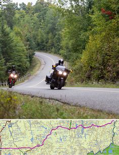 Ontario's Best Twisties—Five Roads to Get Your Lean On Ontario Travel, Day Trips, Roads, Touring, Road Routes, One Day Trip, Street