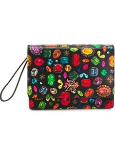 Shop Charlotte Olympia 'Flynn' clutch in Fashion Clinic from the world's best independent boutiques at farfetch.com. Shop 300 boutiques at one address.