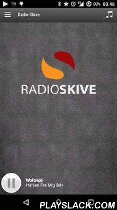 Radio Skive  Android App - playslack.com , Med denne APP kan du lytte til Radio Skive via din Android telefon. Du kan desuden se hvad vi spiller/har spillet i vores playlist, samt kontakte os nemt via mail.Vi gør opmærksom på at vores APP kan trække meget data. Så det er en god idé at undersøge hos dit teleselskab, hvor meget du betaler.Læs mere om Radio Skive på www.radioskive.dk