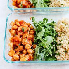 100 Best Meal Prep Recipes #mealprep #healthyrecipes #healthyeating #lunch #recipes Veggie Recipes, Lunch Recipes, Whole Food Recipes, Vegetarian Recipes, Cooking Recipes, Healthy Recipes, Cooking Food, Keto Recipes, Pasta Recipes