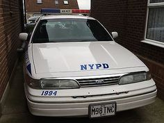 eBay: 1994 Ford Crown Victoria NYPD Squad car #classiccars #cars ukdeals.rssdata.net