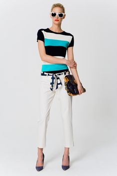Milly Resort 2012 Collection Photos - Vogue