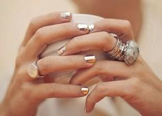 Did you get engaged over the holiday? Show off your new bling with a manicure that demands attention!