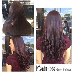 All over color refresh done by Hair Artist Lucy!