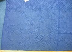 Quilted petticoat, ca. 1750; Winterthur, 1969.5327