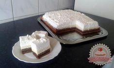 Banánpudingos kekszes krémes Cake, Food, Kitchen, Cooking, Kuchen, Essen, Kitchens, Meals, Cuisine