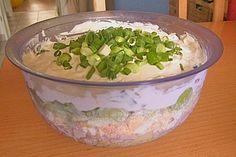 Schichtsalat   Chefkoch.de (evtl. noch eine Schicht Äpfel dazu)