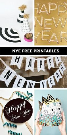 The Ultimate DIY New Years Eve Party Photo Booth | Apartment Therapy