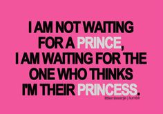 Fun quote for that special princess! #UltimateFan