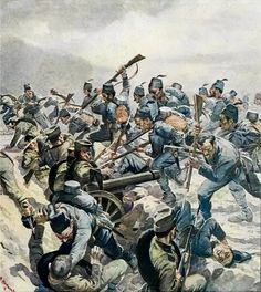 1914 the death of the Guard