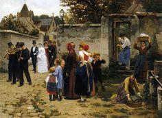 The Athenaeum - The Wedding Procession (Guillaume Seignac - )