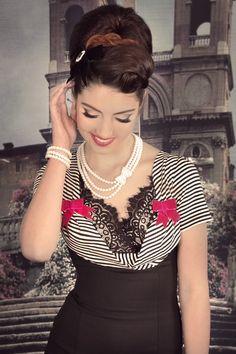 Riviera Cowl Wiggle Dress