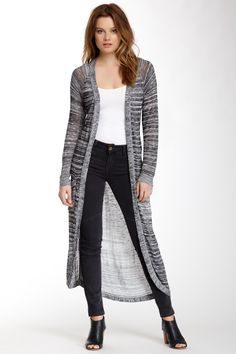 Marled Duster Cardigan by Ceny on @nordstrom_rack
