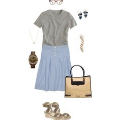 OOTD 5/3/12, created by jlcl119 on Polyvore