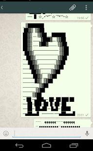 San Valentín para WhatsApp