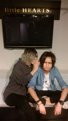 Kei and Shoya - Diaura