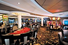 O Casino a bordo do Norwegian Epic a sair todos os Domingos de Barcelona este verão  06 jul 2014 a 19 out 2014 Fale já com o seu agente de viagens
