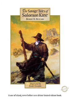 Savage Tales of Solomon Kane by gary Gianni