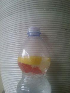 Bevanda dissetante Acqua  con pezzetti di anguria e fette di limone