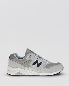 New Balance 580 Classic: Light Grey