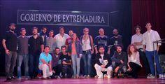 Todos los grupos participantes de Suena Extremadura en Olivenza.