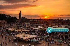 2-3nt 4* Marrakech, Hammam & Flights