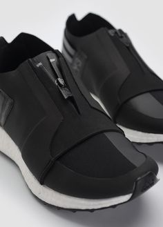 adidas Y-3 Xray Zip Low BOOST Black