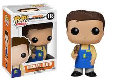 Funko POP TV : Arrested Development - Michael Bluth Banana Stand