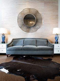 Ordinaire The Vintage Sofa From Marty Mason Collected Home Can Be Customized With  Nailhead Trim And Any