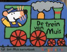De trein van Muis - Lucy Cousins