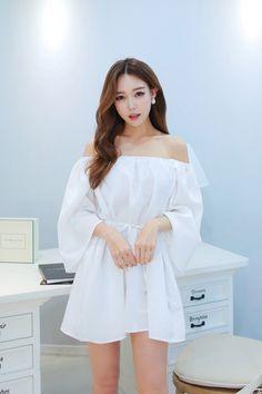Angel Off Shoulder Dress