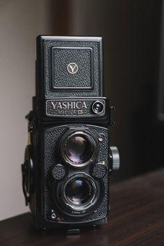 溫柔、無味的 6×6 | Yashica Mat-124G