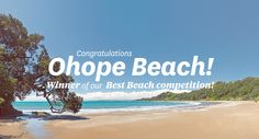 New Zealand New Zealand, Competition, Congratulations, Park, My Favorite Things, News, Beach, Places, Water