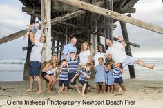 Beach Portraits, Family Portraits, Newport Beach Pier, Photographing Kids, Vacation Destinations, Orange County, Family Photographer, Portrait Photographers, Fair Grounds