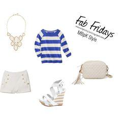 """Fab Fridays"" by marybethklingenfus on Polyvore"