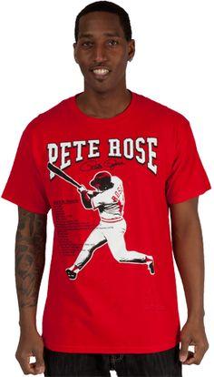 Pete Rose shirt