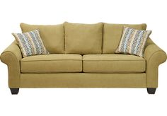 ROOMS TO GO SOFA. $388 Shop for a San Diego Green Sofa at Rooms To Go. Find Sofas that will look great in your home and complement the rest of your furniture.