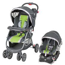 Baby Trend Pioneer Travel System - Limeade babies r us 129.99