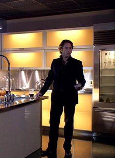 'Moonlight' Set Visit: We Take a Stroll with Alex O'Loughlin – Apr 2008   Alex O´Loughlin ~ An Intense Study