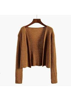 Shop the Knitwear Edit sale for a limited time only Ribbed Cardigan, Rib Knit, Mustard, Knitwear, Knitting, Blouse, Casual, Sweaters, Cotton