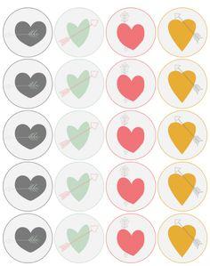 free printable valentines day hearts 3375, past bij mijn hartjes gordijn-pin.....