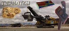 GM TOPNOTCH Altın, özellikle altın, gümüş ve yer altı boşlukları ile su bulmak için inşa edilmiş bir altın, gümüş ve maden dedektörüdür. Öncelikle sığ jeofizik,maden ve madencilik ortamlarında kullanım için profesyonel algılamalar için tasarlanmıştır Bu dedektör, benzersizdir.  Çeşitli anomalilerde test edilmiştir. Birçok ülkede yer altı altın bakımından zengin alanlar, GM gömülü sensör teknolojisi sayesinde kolayca altın cevheri tespit yapılmıştır. http://www.geomekatron.com/