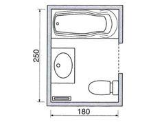 15 plans de WC indépendants ou dans la salle de bains - Côté Maison